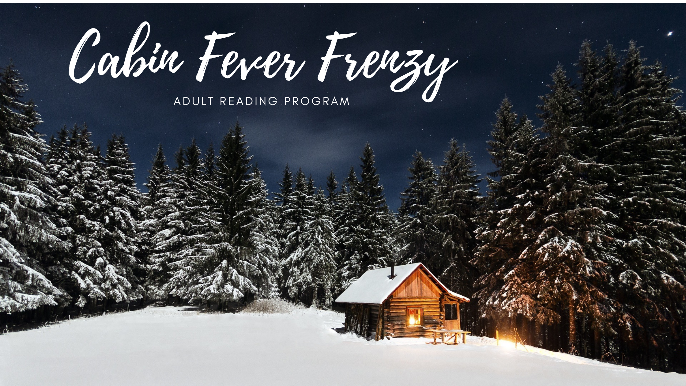 Adult Cabin Fever Frenzy Page