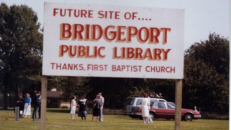 Future Library Site