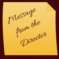 Message from theDirector