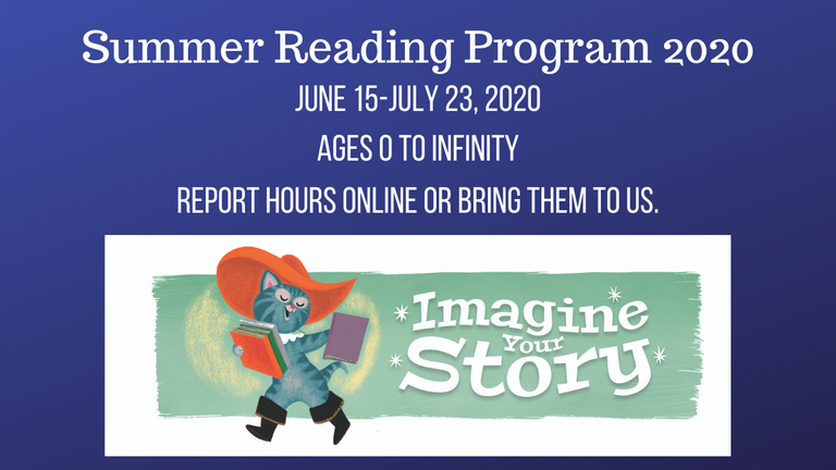 Summer Reading Program 2020